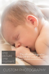 One Picture One Moment DFW Family Expo ad