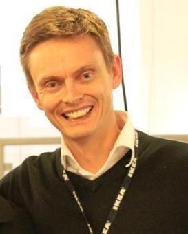 David Svensson, IKEA Trading Area Manager in Houston