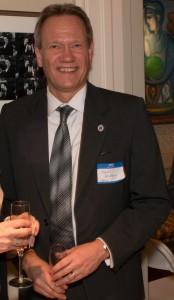 Mats Wiberg, SACC-Dallas Vice President